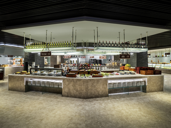 Restoran - Pullman Oceanview Sanya Bay Resort & Spa