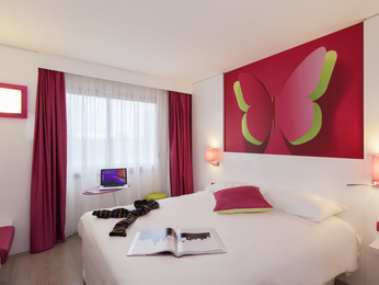 Rooms - ibis Styles Bordeaux Saint Médard