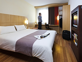 Rooms - ibis Sint Niklaas Centrum
