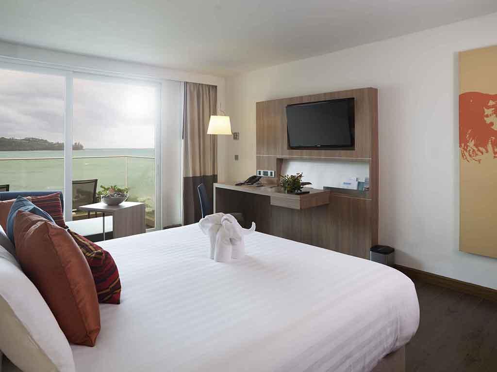 普吉岛卡马拉海滩诺富特酒店