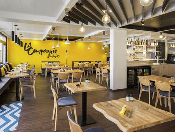 restaurant caf bar l 39 hotel ibis lille lomme centre lomme lez lille. Black Bedroom Furniture Sets. Home Design Ideas