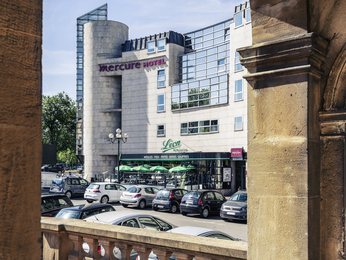Destination - Mercure Thionville Centre Hotel