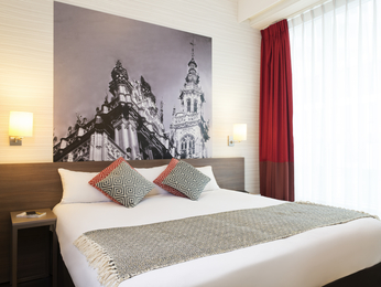 Hotel in brussels aparthotel adagio brussels grand place for Adagio amsterdam