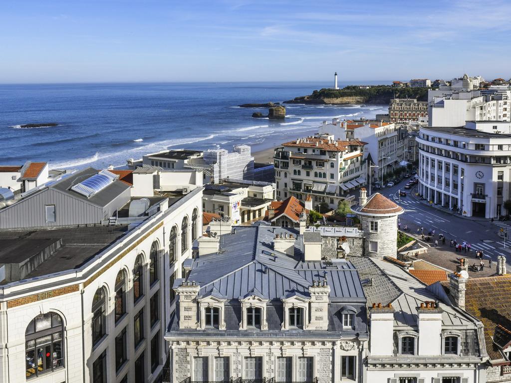 Hotel Mercure Le President Biarritz Centre Biarritz France