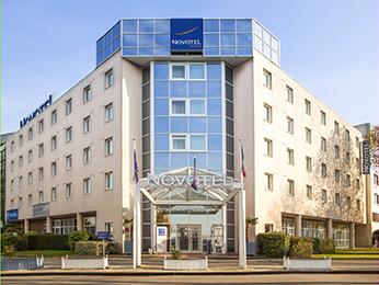 H tel nantes novotel nantes centre bord de loire for Aparthotel londres centre