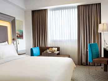 Rooms - Novotel Bangka Hotel and Convention Centre