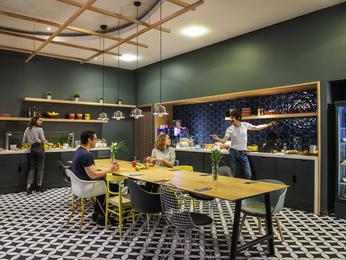 Appart Hotel Amsterdam Adagio