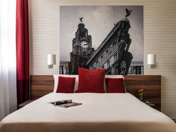 객실 - Aparthotel Adagio Liverpool City Centre