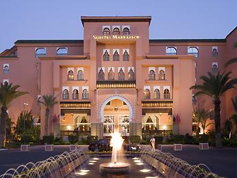 Hotel Sofitel Marrakech Palais Imperial Marrakech