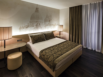 Kamers - LaGare Hotel Venezia - MGallery Collection