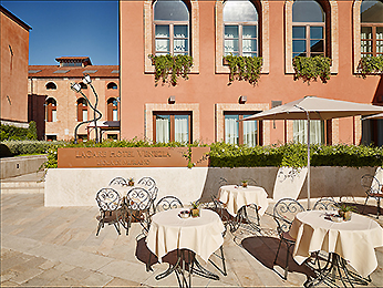 Restaurant - LaGare Hotel Venezia - MGallery Collection