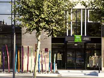Hotel ibis Styles Bordeaux Meriadeck Bordeaux