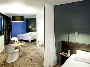 Rooms - ibis Styles Brest Centre Port