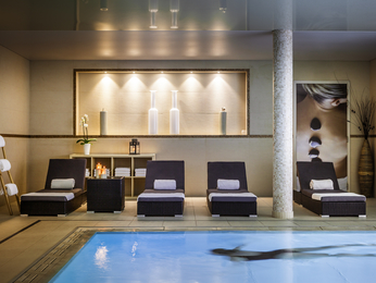 Hotel In Rennes Novotel Spa Rennes Centre Gare Accorhotels