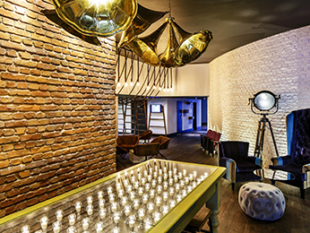 Layanan - ibis Styles London Southwark Rose