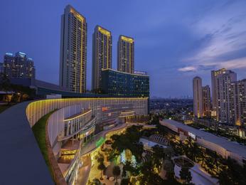 Pullman Jakarta Central Park 5 Star Hotel Inwest Jakarta All