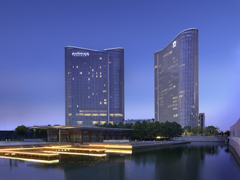 Hotel In Wuxi Pullman Wuxi New Lake