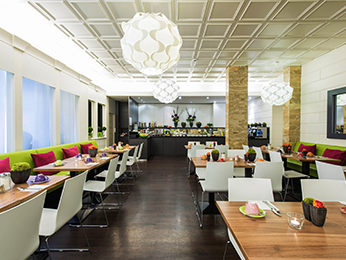 Bar - ibis Styles Frankfurt City