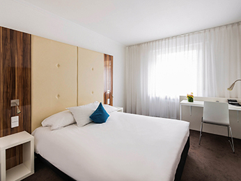 Rooms - ibis Styles Frankfurt City