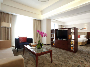 Kamers - Mercure Beijing Downtown