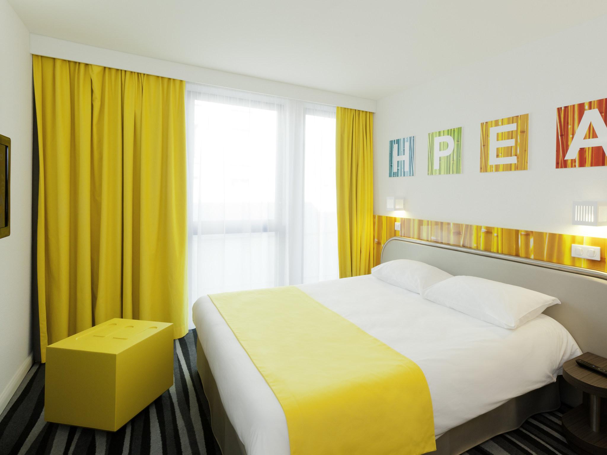 Ibis budget paris porte d 39 orl ans montrouge book your for Hotel porte orleans paris