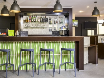 Bar - ibis Styles Bordeaux Gare Saint Jean