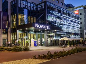 hotel novotel centrum: