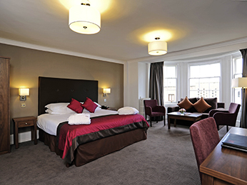 Rooms - Mercure Southampton Centre Dolphin