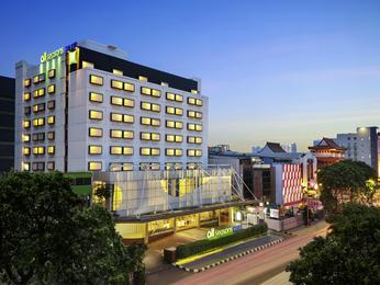 Ibis Styles Jakarta Gajah Mada Premium Economy Hotel All