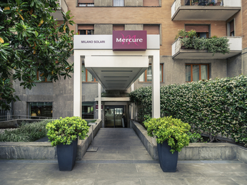 Destination - Mercure Milano Solari