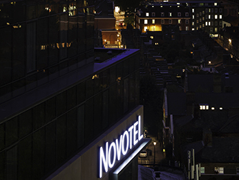 Destinasi - Novotel London Blackfriars
