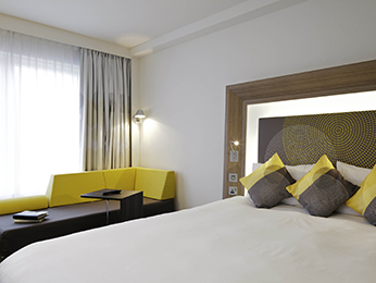 Zimmer - Novotel London Blackfriars