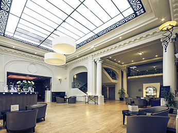 mercure lille roubaix grand hotel (ex all seasons)