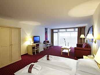 Rooms - Mercure Hotel Chateau Berlin am Kurfuerstendamm
