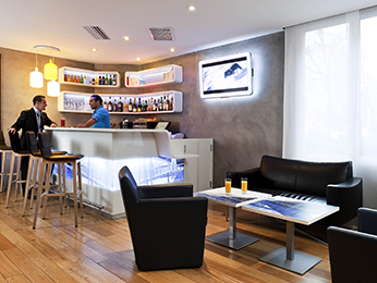 Bar - ibis Styles Paris Tolbiac Bibliotheque