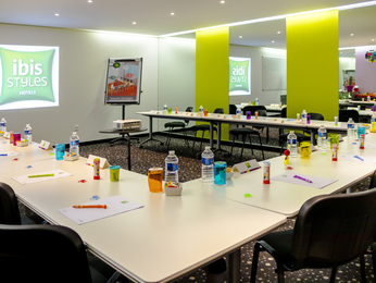 Meetings - ibis Styles Paris Tolbiac Bibliotheque