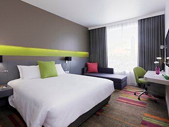 Rooms - Mercure Bangkok Siam