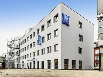 hotel ibis budget aachen city book online now free wifi. Black Bedroom Furniture Sets. Home Design Ideas