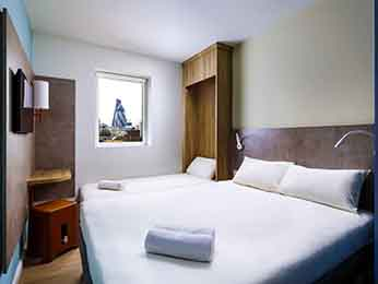 Rooms - ibis budget London Whitechapel