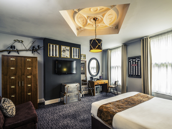 客室 - Mercure Nottingham City Centre Hotel