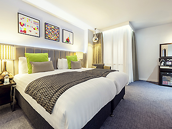 Rooms - Mercure London Paddington