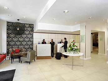 Services - Mercure London Bloomsbury