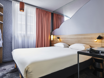 Hotel Ibis Styles Paris Alésia Rue des Plantes Paris