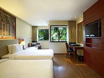 Rooms - Novotel Phuket Vintage Park Resort