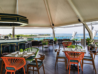 Restaurant - The Kuta Beach Heritage Hotel Bali - Managed by Accor