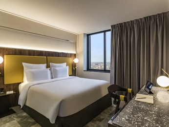 Rooms - Pullman Paris Montparnasse