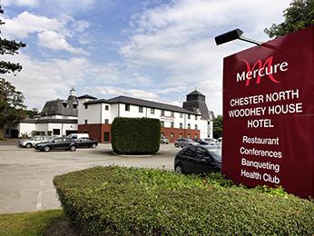 Mercure Chester North Woodhey House Hotel Menu