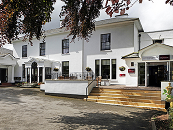 Hotel - Mercure Stafford South Hatherton House Hotel