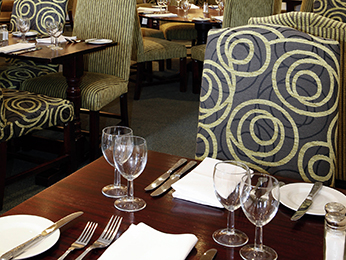 Restaurant - Mercure Stafford South Hatherton House Hotel