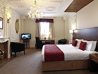 Rooms - Mercure Wolverhampton Goldthorn Hotel